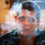 Курение мака