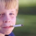 Как поговорить с ребёнком, только начавшим курить?